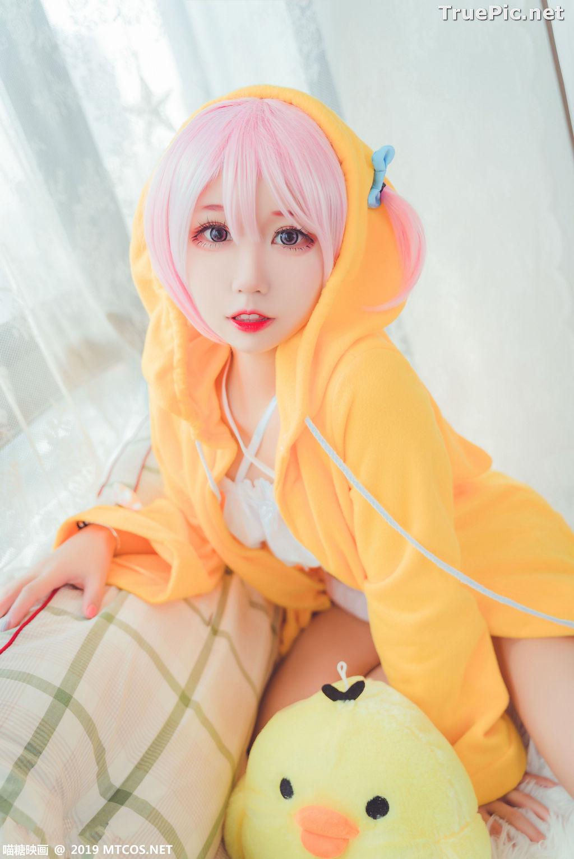 Image MTCos 喵糖映画 Vol.032 – Chinese Model 猫君君_MaoJun – Sleepy Angels - TruePic.net - Picture-6