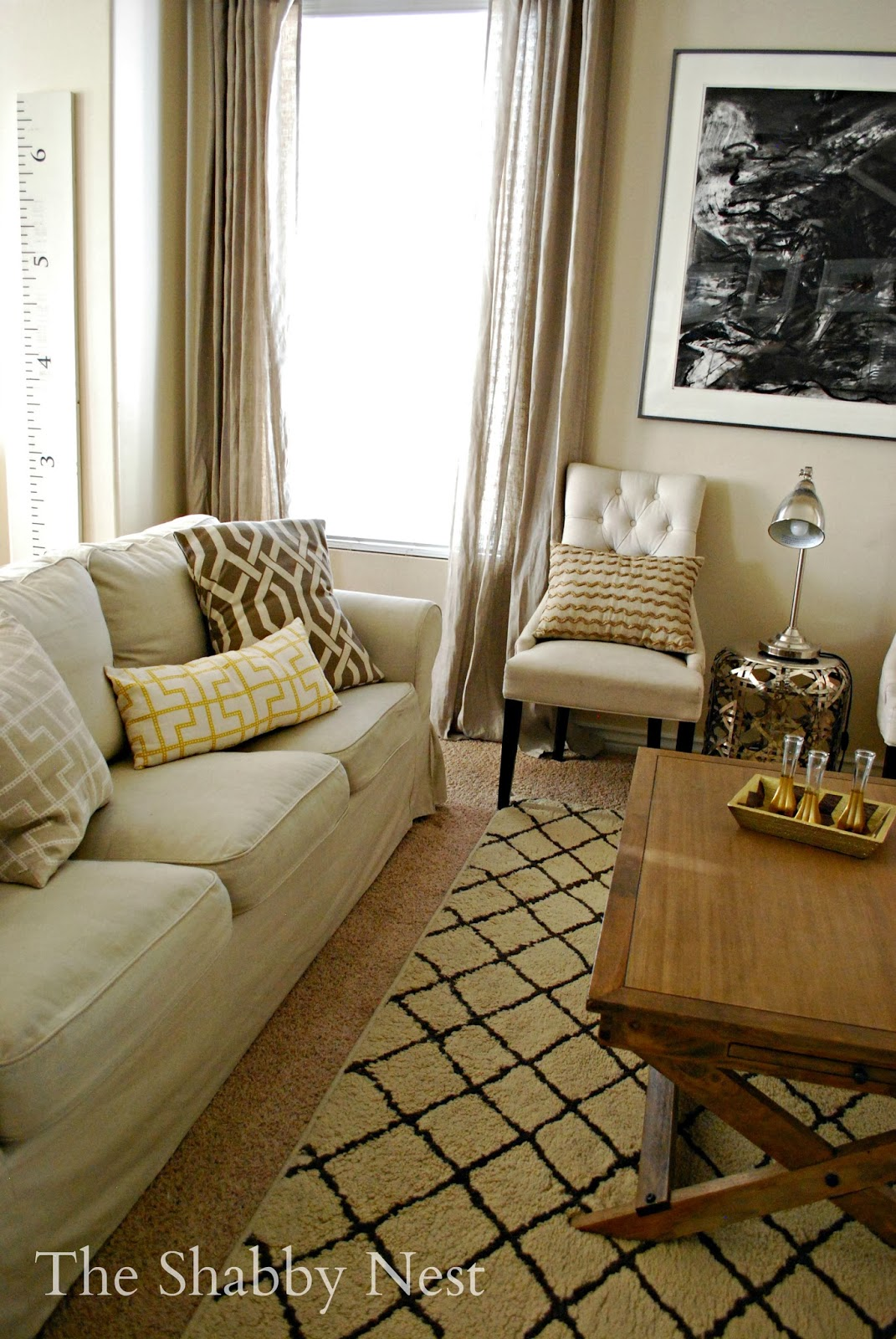 Autumn Living Room Decorating: Autumn Living And Dining Room Updates~