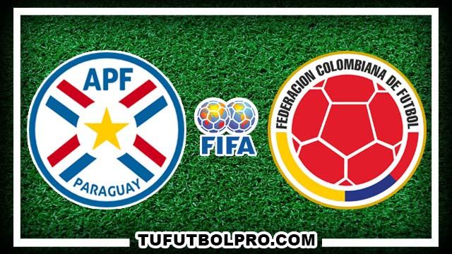 Ver Paraguay vs Colombia EN VIVO Gratis Por Internet Hoy 6 de Octubre 2016