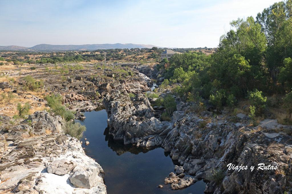 Río Tormes en Puente del Congosto