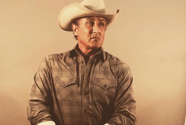 "Sylvester Stallone divulga novas imagens intensas de ""Rambo V"""