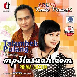 Prima Arzein & Ade Maulana - Talambek Pulang (Full Album)