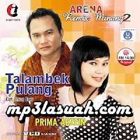 Prima Arzein & Ade Maulana - Talambek Mambaco Bayang (Full Album)