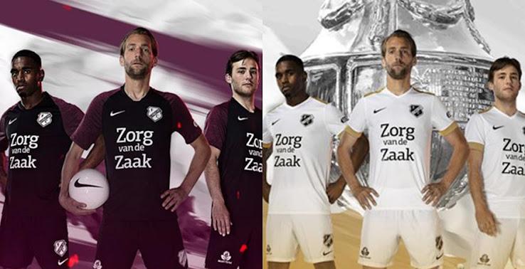 Utrecht 19 20 Away Third Kits Released Footy Headlines