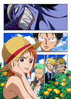 One Piece Episode of Nami – Subtitrat In Romana Online