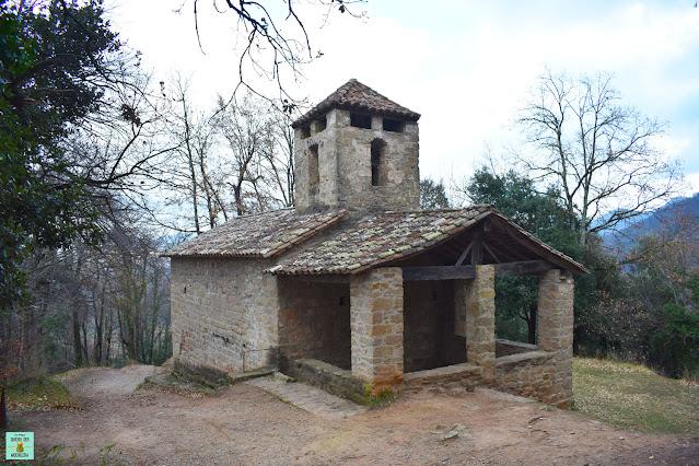 Ermita Sant Miquel del Corb, La Garrotxa