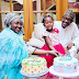 Pres. Buhari and wife, Aisha, celebrate their grand-daughter's 4th birthday (photo)