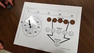 Money game board