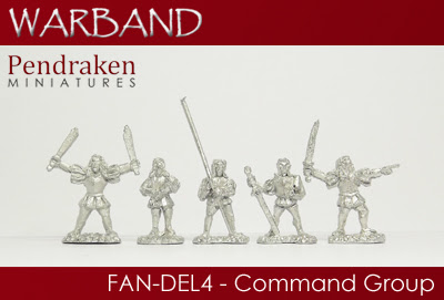 FAN-DEL4   5-man Command Group