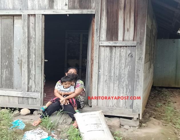 Bertahan Hidup Ditengah Pandemi, Ibu Ini Patuhi Anjuran Pemerintah Namun Belum Ada Bantuan Menyentuhnya