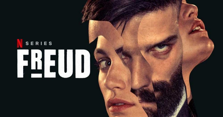 Freud Netflix cocaina hipnoza telepatie sex
