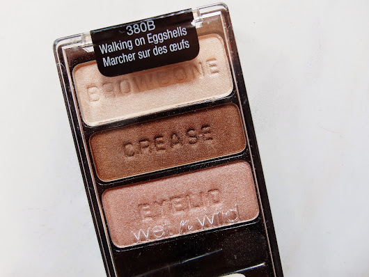 SMXYC | Lifestyle, Beauty, Fashion.: Product Review & Swatches | Wet n Wild Eyeshadow Trio in Walking On Eggshells