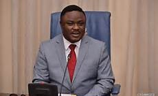Ben Ayade's Speech