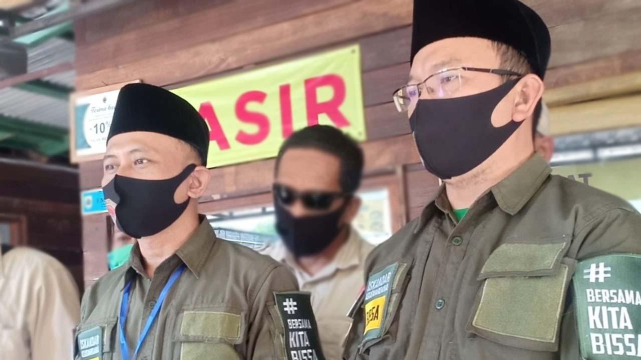 Cabup Iskandar dan Agung Mulai Tancap Gas, Dari Cek Posko Sampai Pemantapan Relawan Kordes