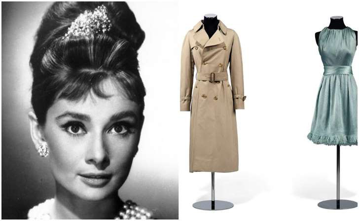 Audrey Hepburn's personal items to be auctioned