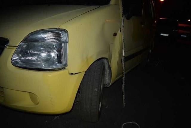 Részeg autós tört-zúzott egy tatabányai parkolóban