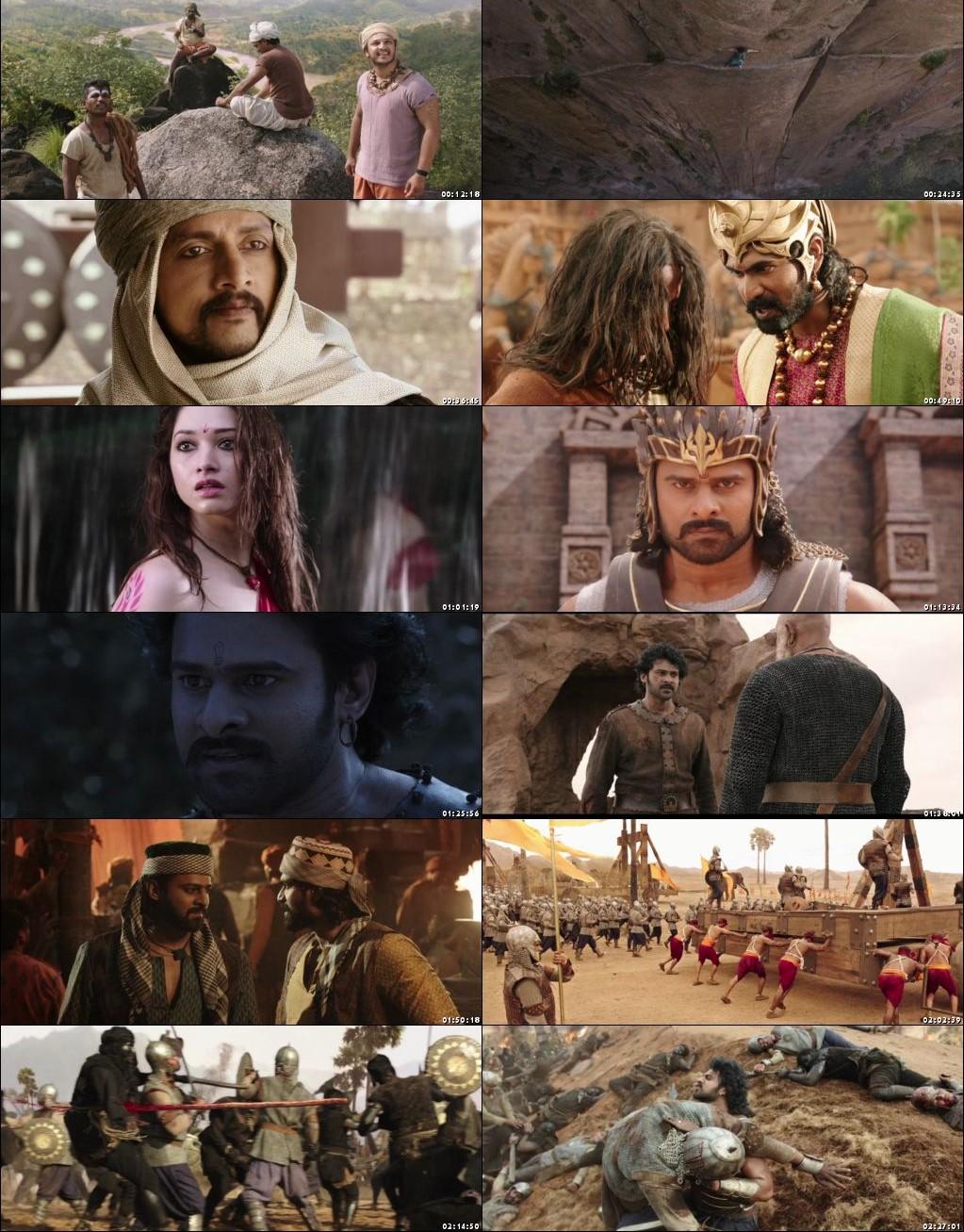 Baahubali: The Beginning 2015 Full Hindi Movie Online Watch