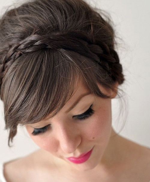 10 Braided Hairstyles For Short Hair | Bling Sparkle