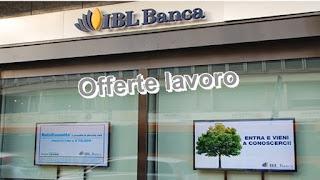 adessolavoro.blogspot.com - IBL Banca, lavoro