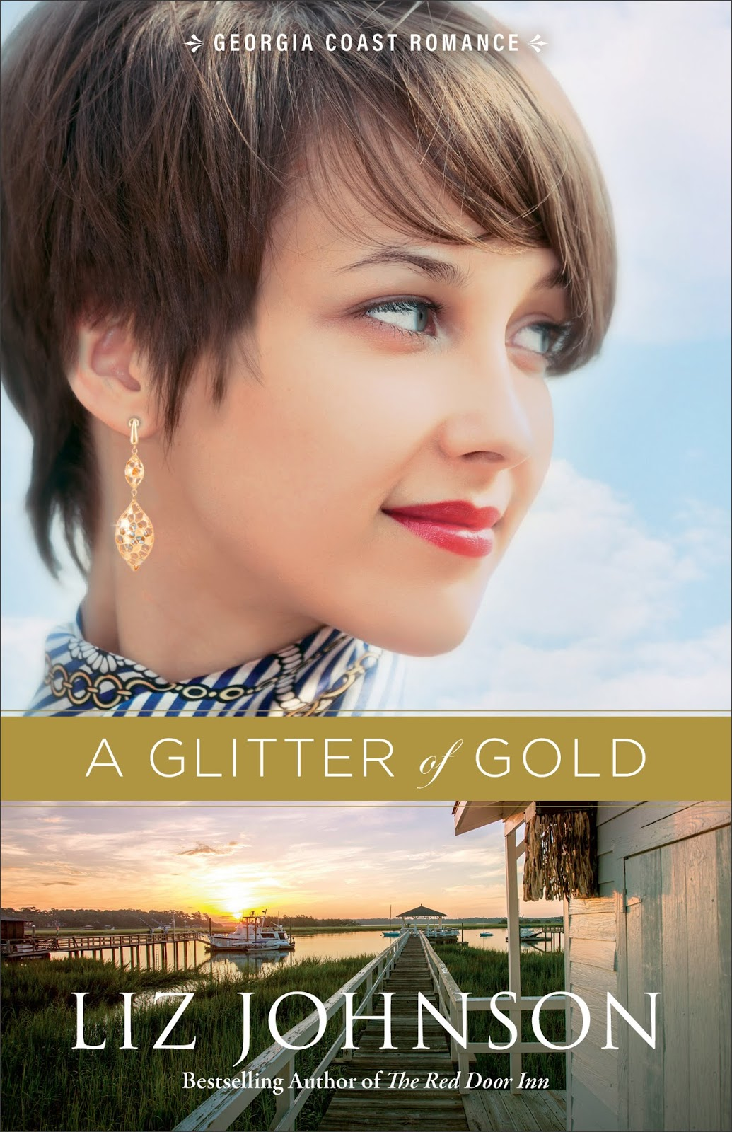 A Glitter of Gold book cover
