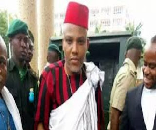 Nnamdi Kanu  Insists On Biafra As He Shuns Southeast Governors