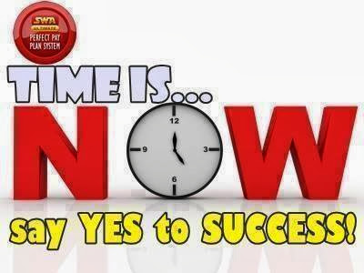 Toni Patroni SWA Ultimate the Time is Now say Yes to Success