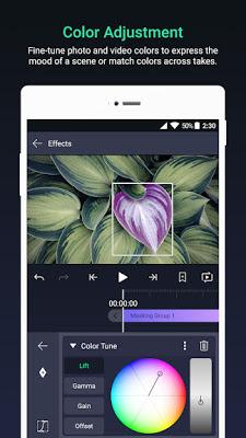 تحميل افضل تطبيق لتعديل الفيديو Alight Motion الجديد مع مميزات مدفوعة مجانا