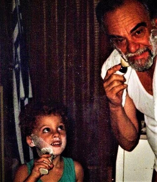 Kerem Bürsin's childhood, summed up in three images