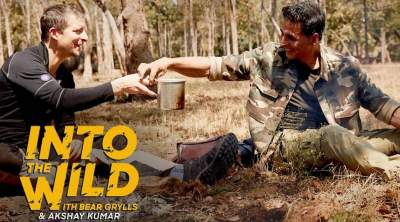 Into The Wild with Bear Grylls & Akshay Kumar 2020 Hindi Download 480p Multi Audio