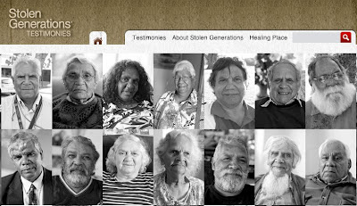 Experiences of the stolen generation essay
