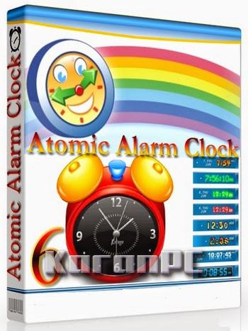 Atomic Alarm Clock 6.263 + Key