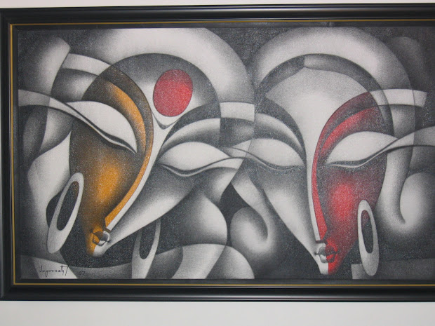 Indian Contemporary Painting Art
