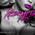 Cover Reveal - Redemption Part 6 by Kate Benson