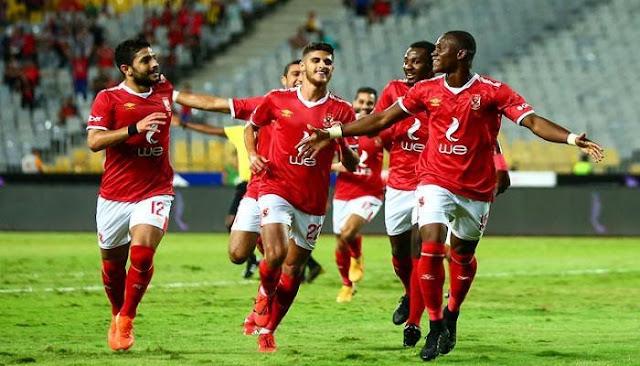 تشكيلة الأهلي الرسمية لمواجهة سونيديب اليوم في دوري أبطال أفريقيا