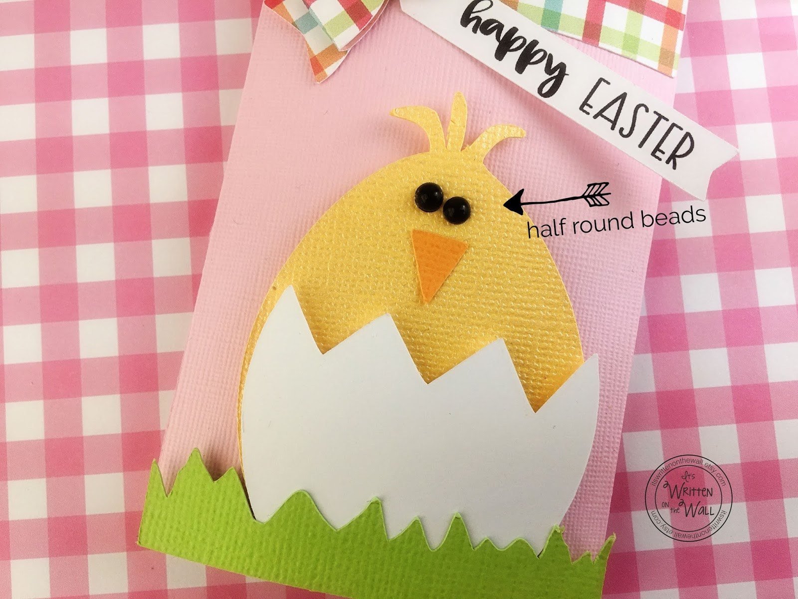 It\'s Written on the Wall: A Special Treat for Easter-Easter Chick ...