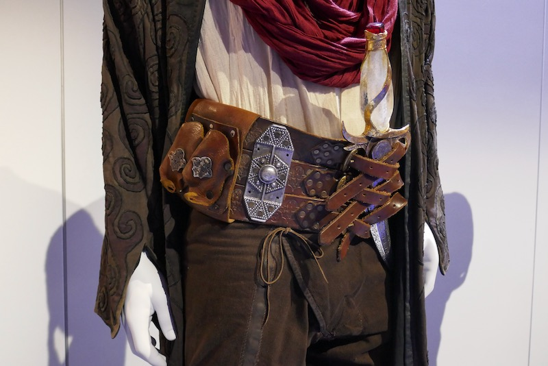 Prince of Persia Dastan costume belt