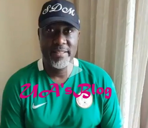 Ajekun Eya Noje! Senator Dino Melaye Releases Hilarious Video Message To Gov. Yahaya Bello