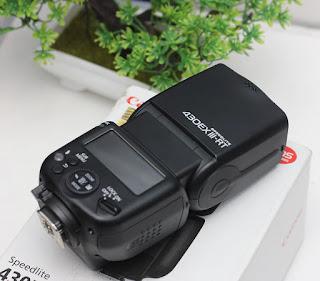Canon 430EX III RT 2nd