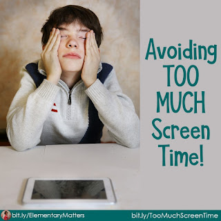 https://www.elementarymatters.com/2020/03/avoiding-too-much-screen-time.html