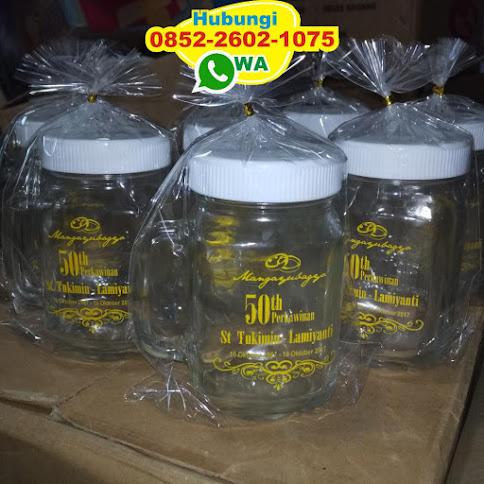 distributor gelas drinking jar murah murah 51671