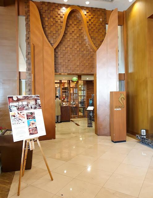Shangri-La Hotel Kad Kafe Chiang Mai Thailand
