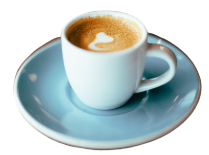 Coffee Cup Transparent Background PNG Image