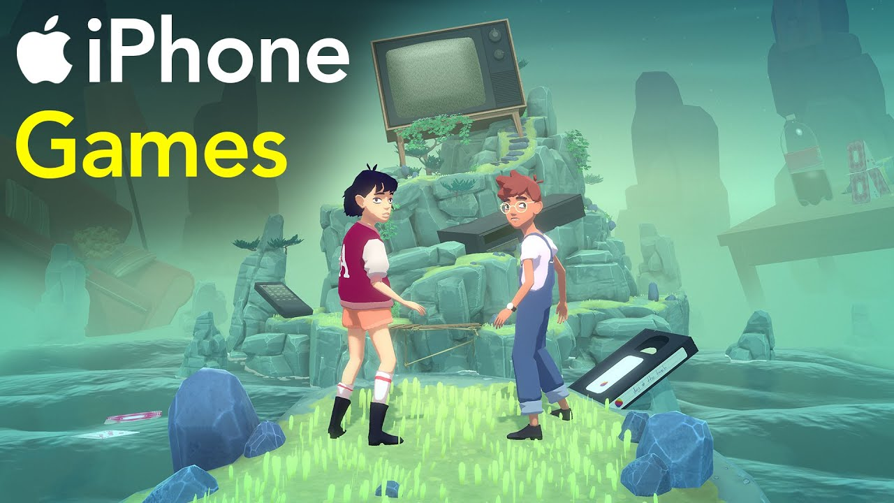 The best free games for iPhone