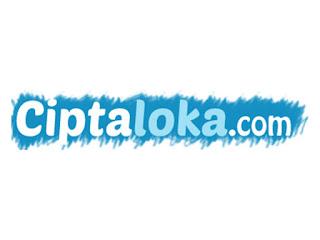 Logo Tulisan Ciptaloka