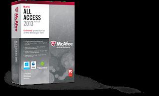 PROGRAMAS: McAfee All Access 3