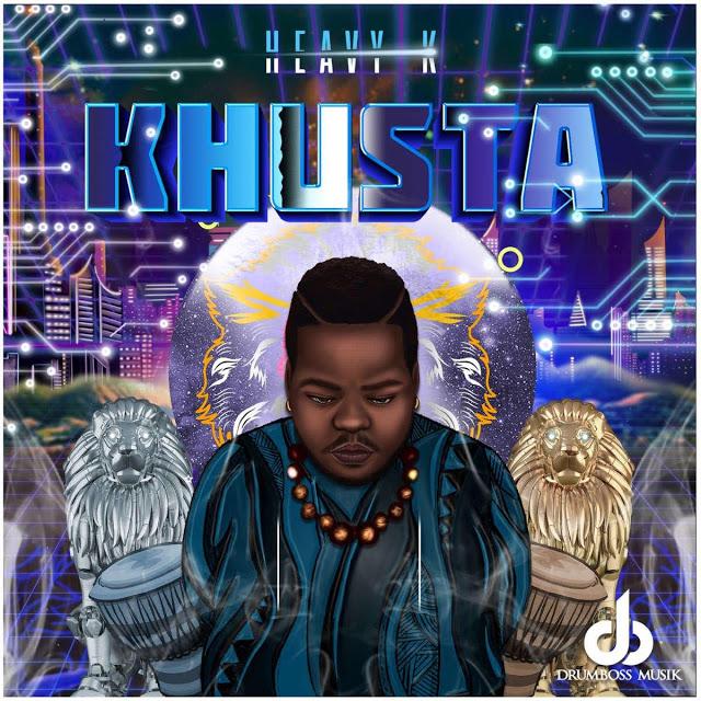 Heavy-K - iNdoda (feat. Fiesta Black & Big Zulu)