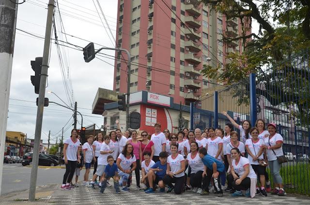 2ª Caminhada Acer pelo Outubro Rosa e do Novembro Azul em Registro-SP