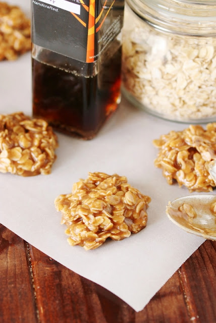 25+ All-Time Favorite No-Bake Desserts: Vermont Maple No-Bake Cookies Image
