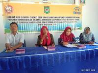 DPPKB Kota Bima Gelar Lokakarya Mini di Kelurahan Jatiwangi