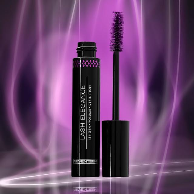 seventeen cosmetics lash elegance
